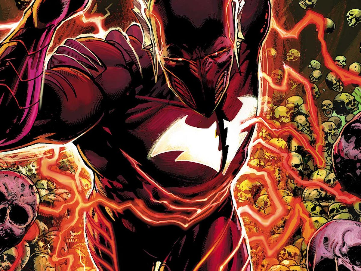 The Flash' Spoilers, New Villain: Who Is the Red Death in DC
