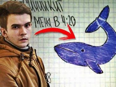 philipp budeikin blue whale