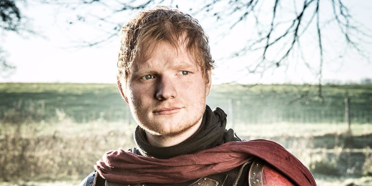 There might be one less ginger in the world of Westeros.