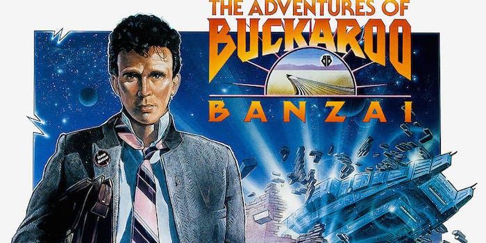 Peter Weller in 'Buckaroo Banzai'