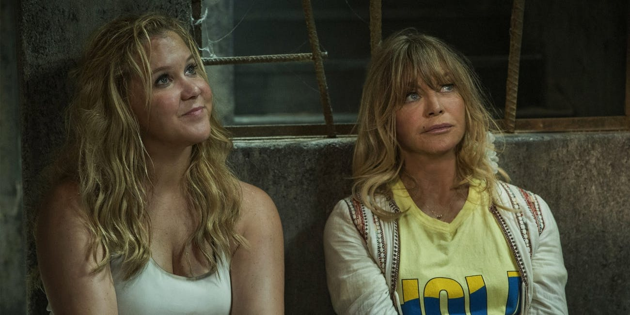 Amy Schumer Goldie Hawn movie Snatched
