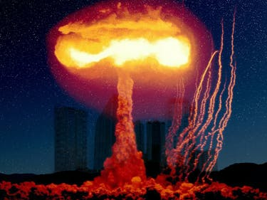 Hungry for Chicken and Nukes, Humans Pushed Earth Into a New Epoch