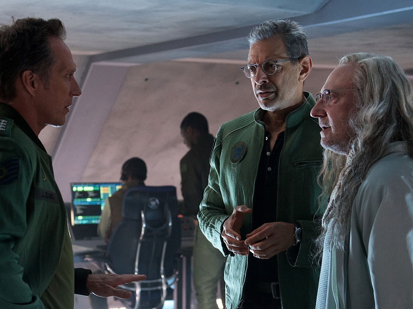 How a Cut 'Independence Day' Scene Saved Brent Spiner's Dr. Okun