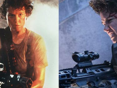 Here's How Ripley Influences Daniels in 'Alien: Covenant'