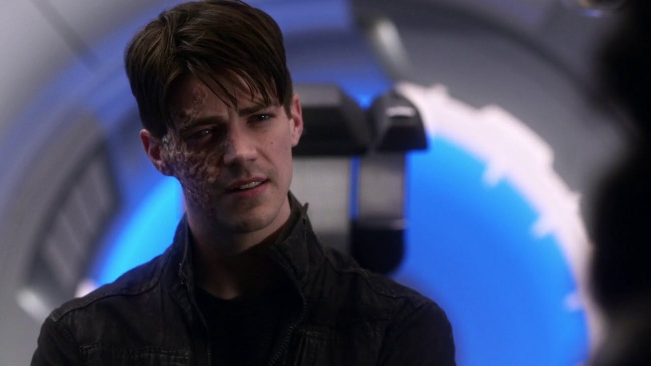 Savitar let slip a detail about Barry's future.