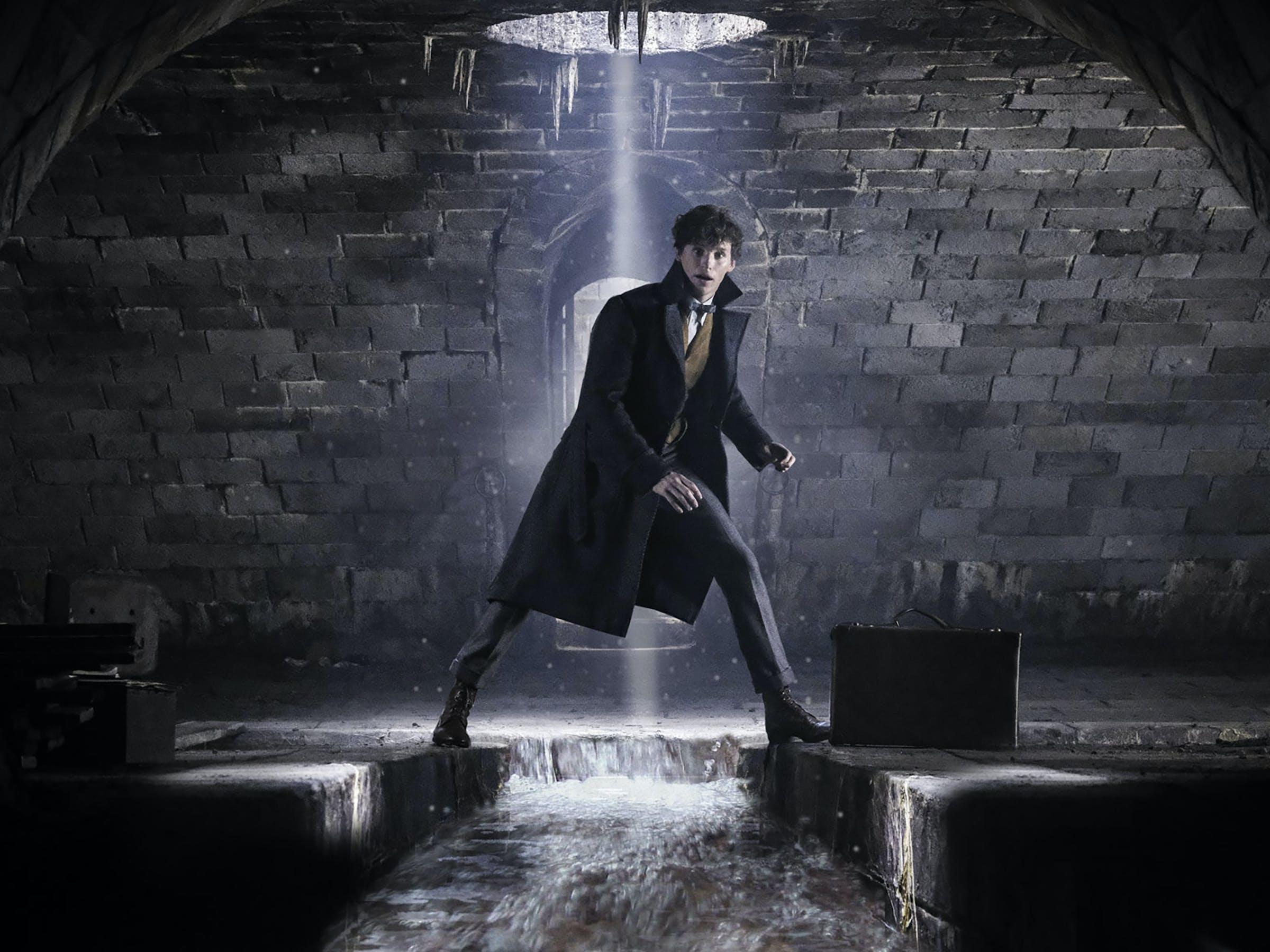 Fantastic Beasts Crimes of Grindelwald