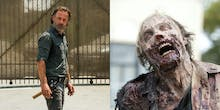 Here's What's Up With That Crazy New Walker in 'The Walking Dead'