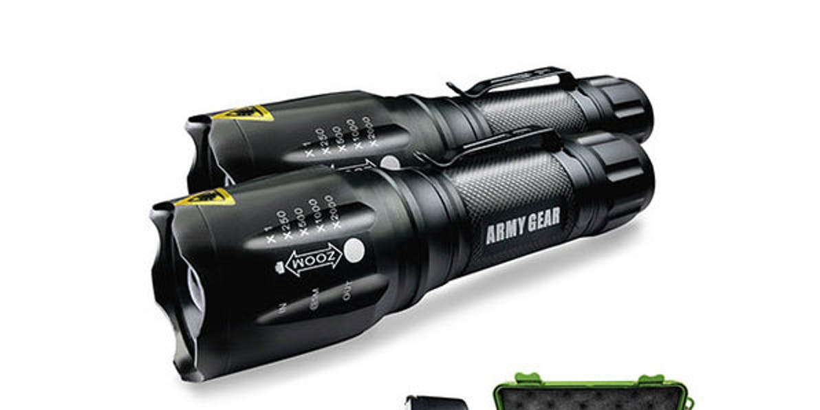 viper flashlights