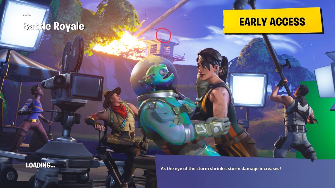 Fortnite V4 2 Everything To Know About The Update And Server