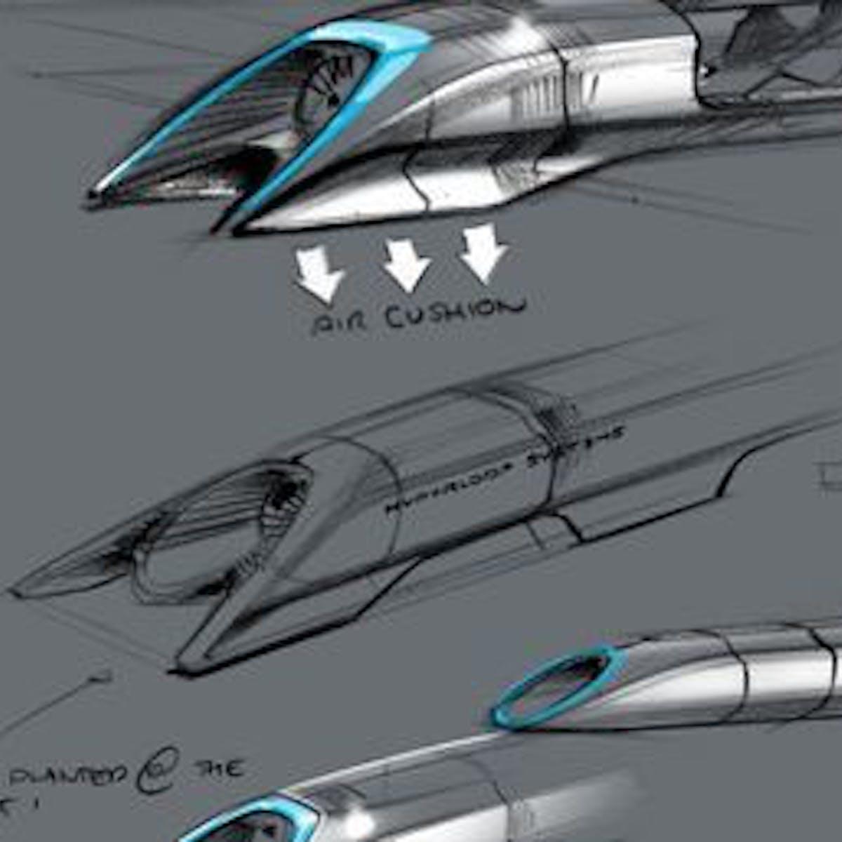 Hyperloop Reveals It Has Received 125 Preliminary Designs
