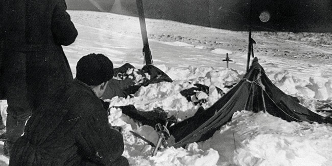 dyatlov pass photos