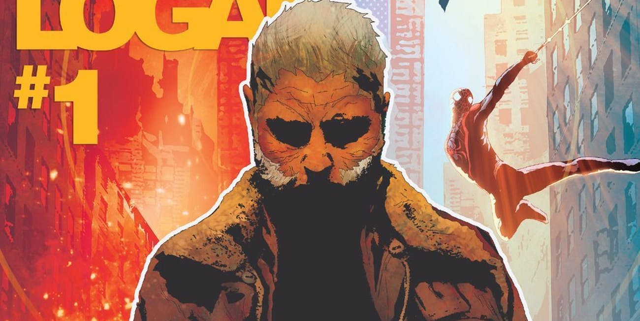Old Man Logan 2016 for Marvel Comics