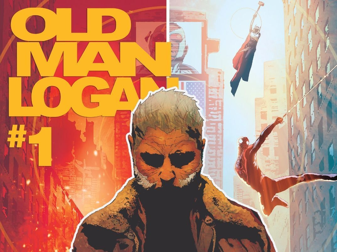 The New 'Old Man Logan Comic' is Way Crazier Than the Film