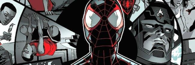 Marvel Miles Morales Spider-Man Homecoming