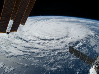 NASA Just Launched a Rocket to Watch Hurricanes From Space