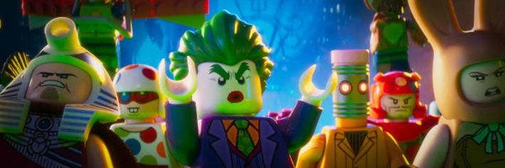 Zach Galifianakis voices Joker in Warner Bros' The Lego Batman movie