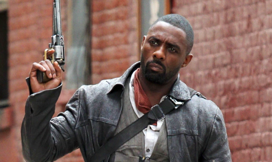 Idris Elba as Roland in 'The Dark Tower'