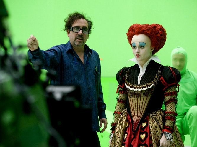 Inside the Dark Magic of Tim Burton's Legendary Special Effects
