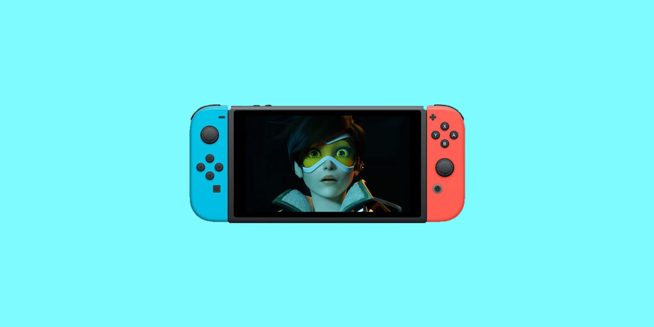 Overwatch' Could Be Coming to Nintendo Switch, Leaks Reveal