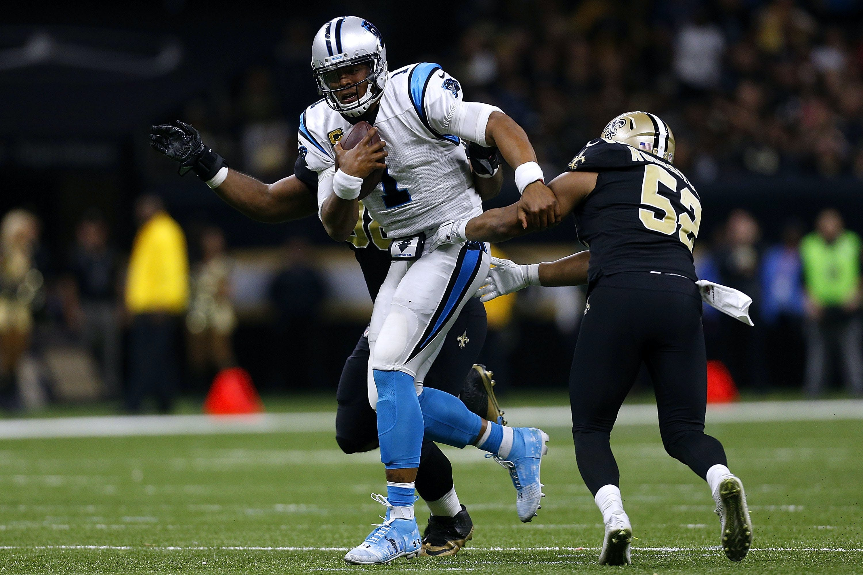 NFL Playoffs: Who Wins Carolina Panthers vs New Orleans ...