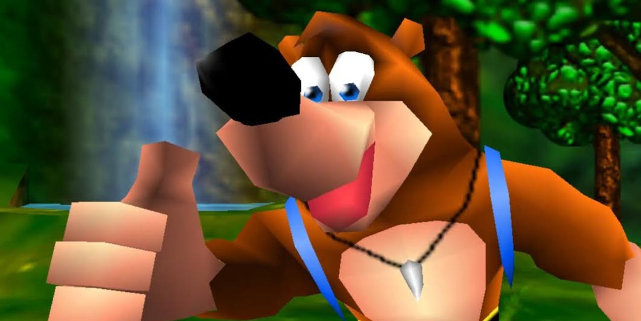 smash bros ultimate roster banjo kazooie
