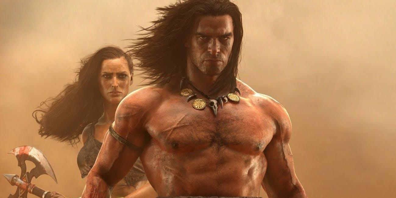 Conan Exiles cover art