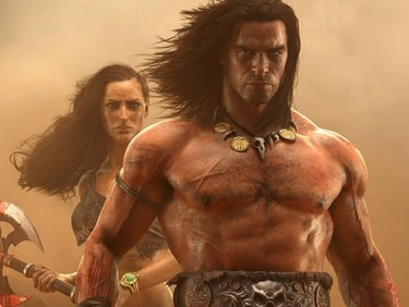 You Can Give 'Conan the Barbarian' a Magnum Dong in New Game