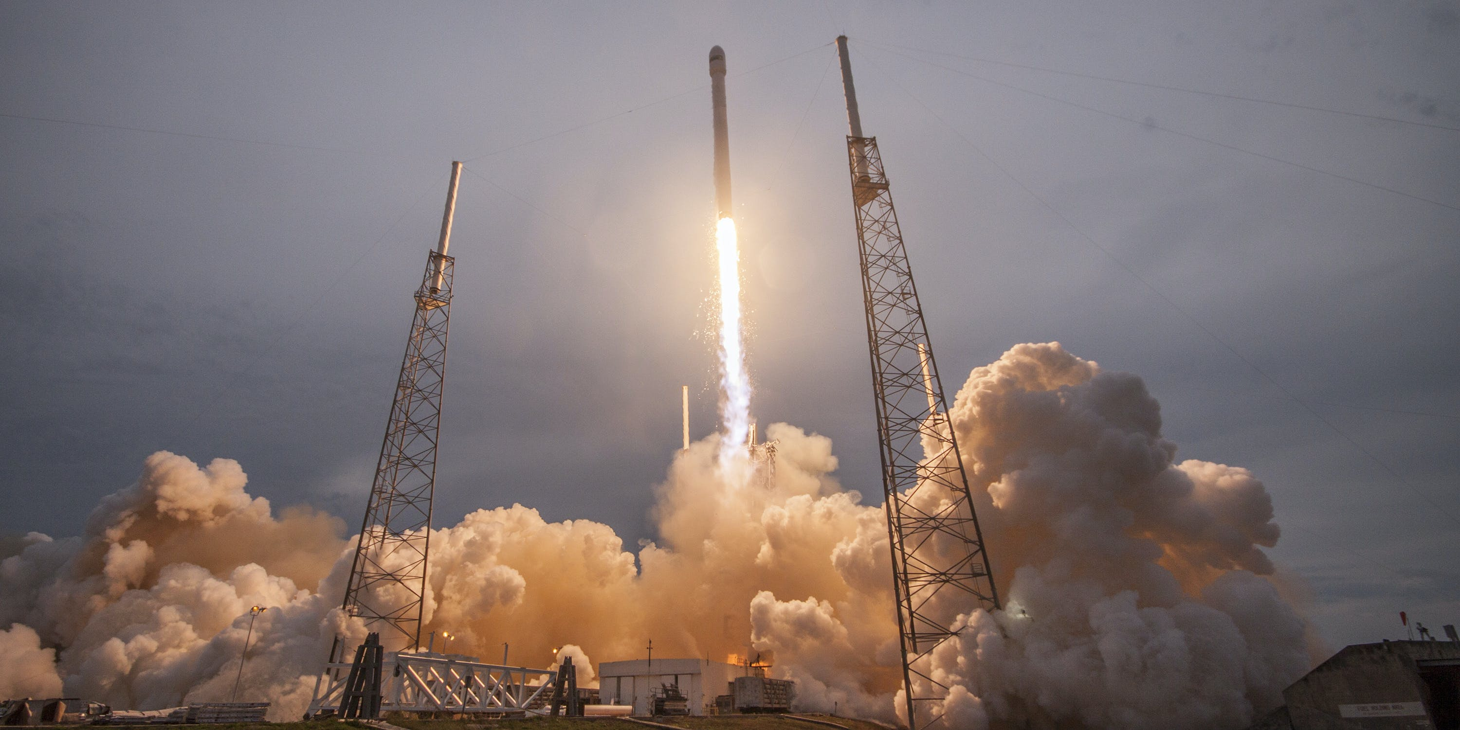 SpaceX is prepping to return to flight on December 16.