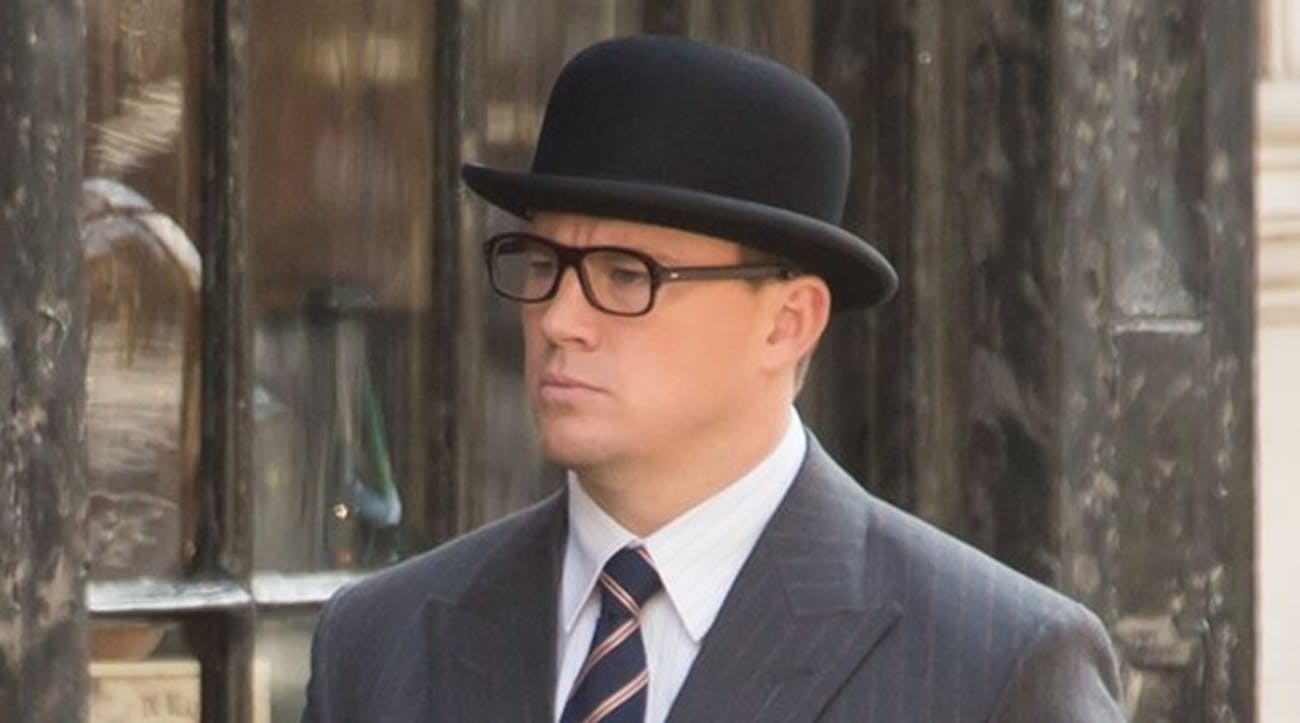 Hopefully Channing Tatum will have a larger role in the third 'Kingsman' movie.