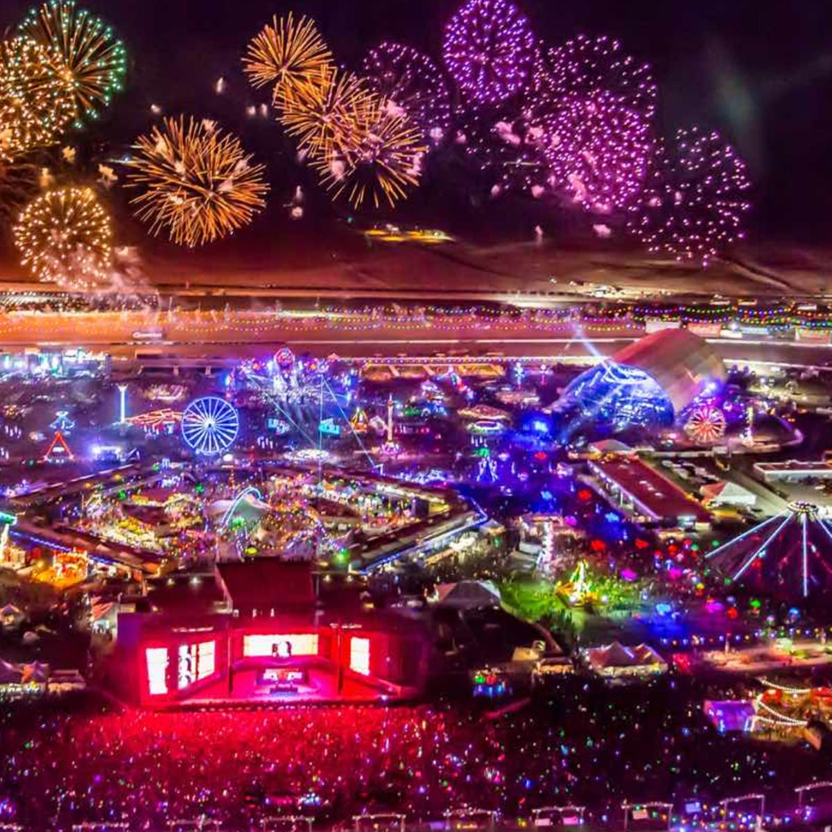 Electric Daisy Carnival's First Hospital Is a Win In Orlando