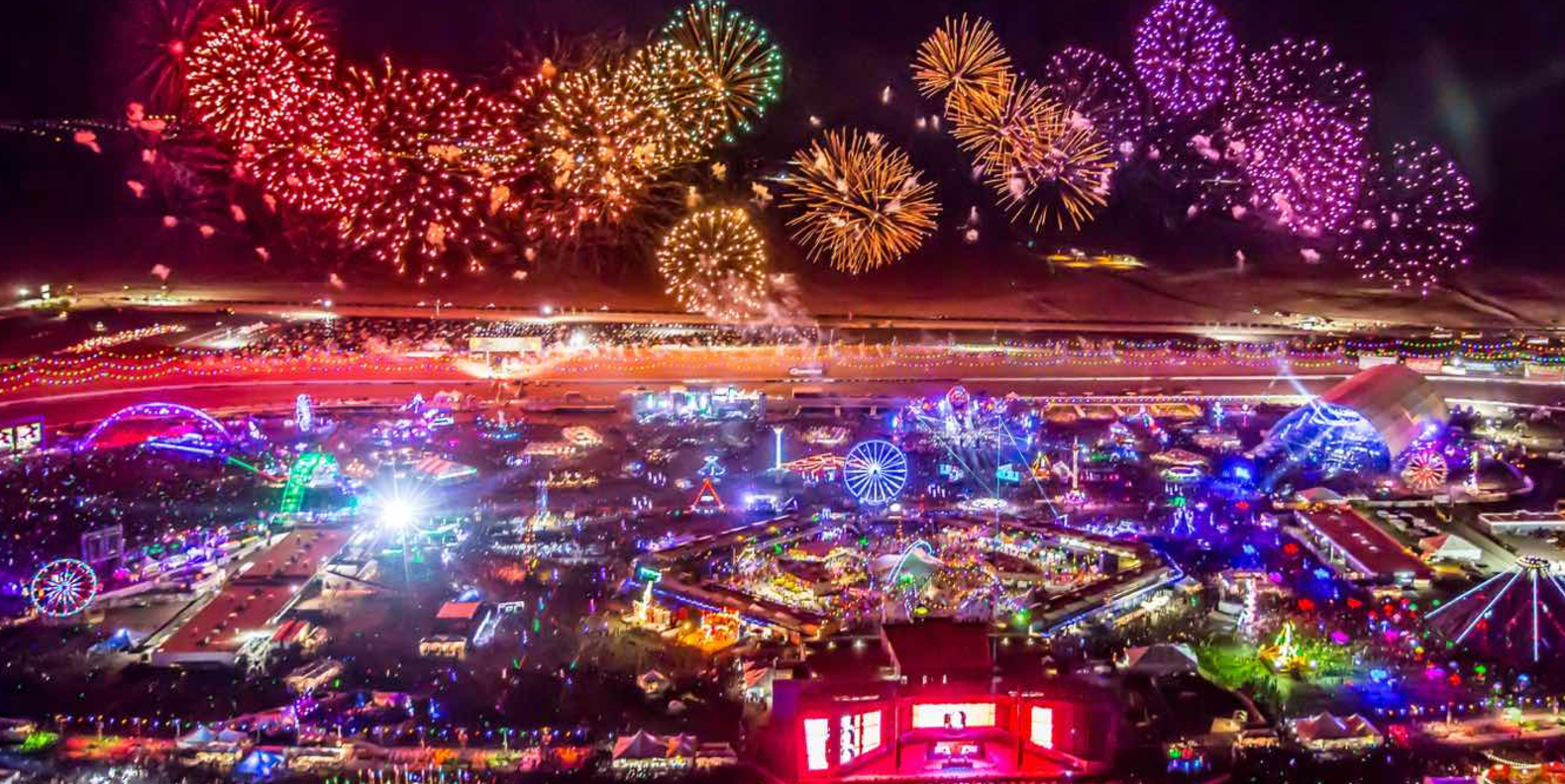 The Electric Daisy Carnival took place recently in Orlando.