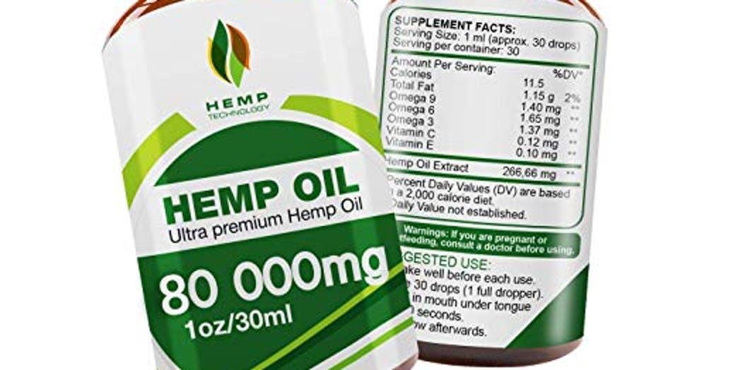 Hemp Oils to Deal With Anxiety | Inverse
