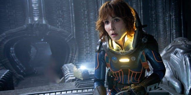 Noomi Rapace in 'Prometheus.'