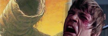 'Dune' Sandworm versus 'Star Wars' Jedi