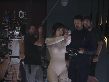 'Ghost in the Shell' Pioneered a Brand-New Motion Capture System