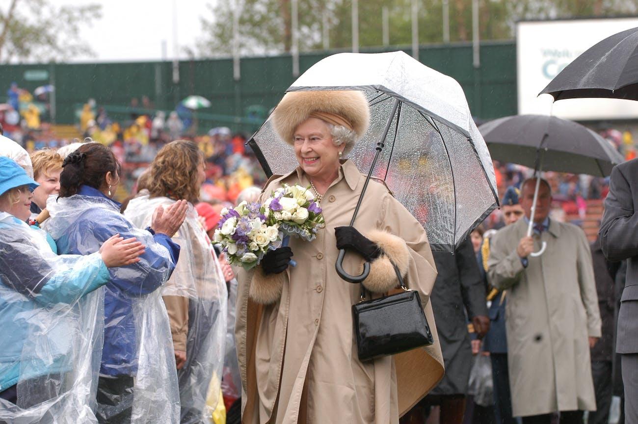 2005 Royal Visit: Queen Elizabeth II