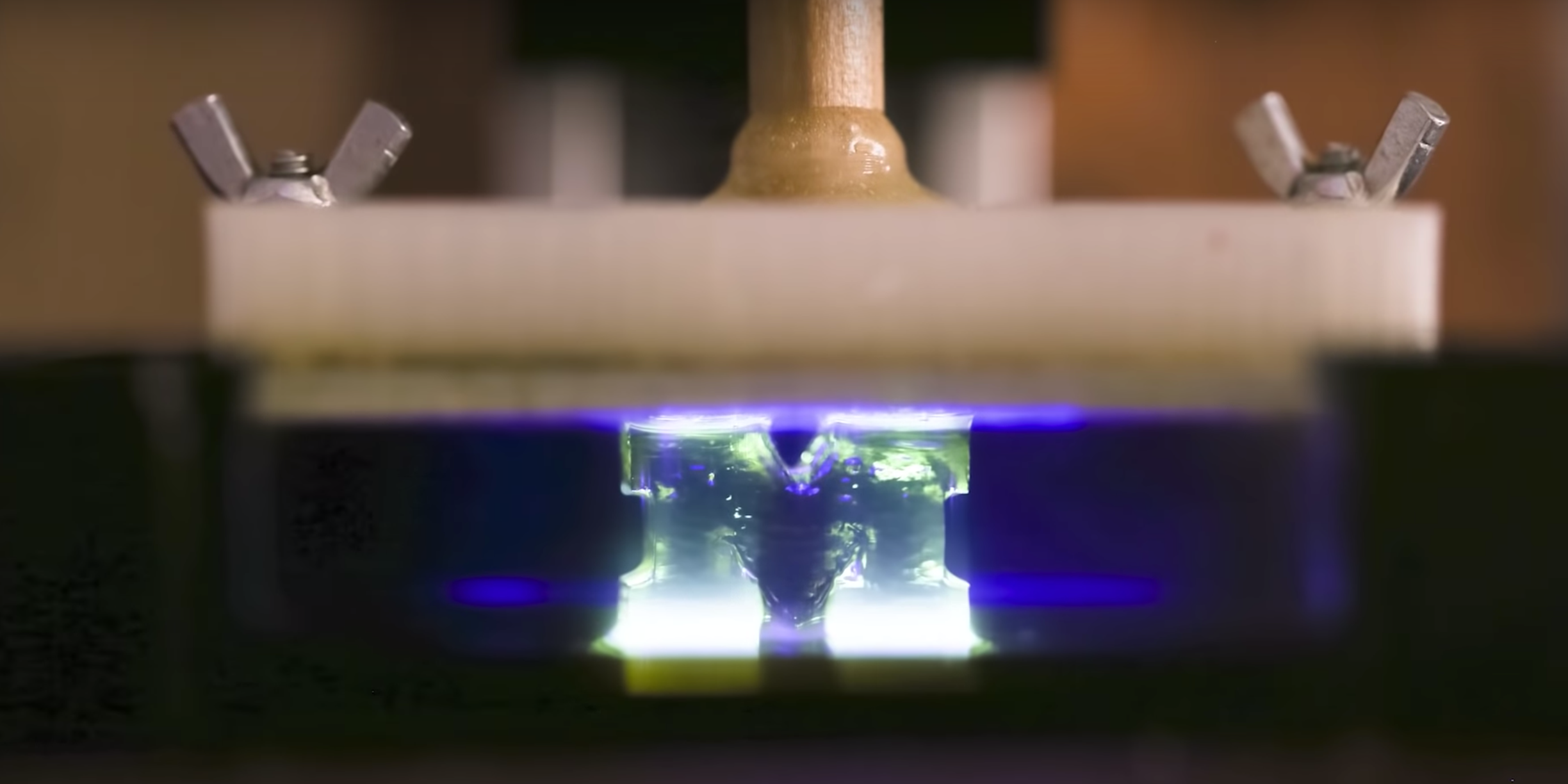 An Incredible New 3D Printer Is 100X Faster Than What Was Possible: Video