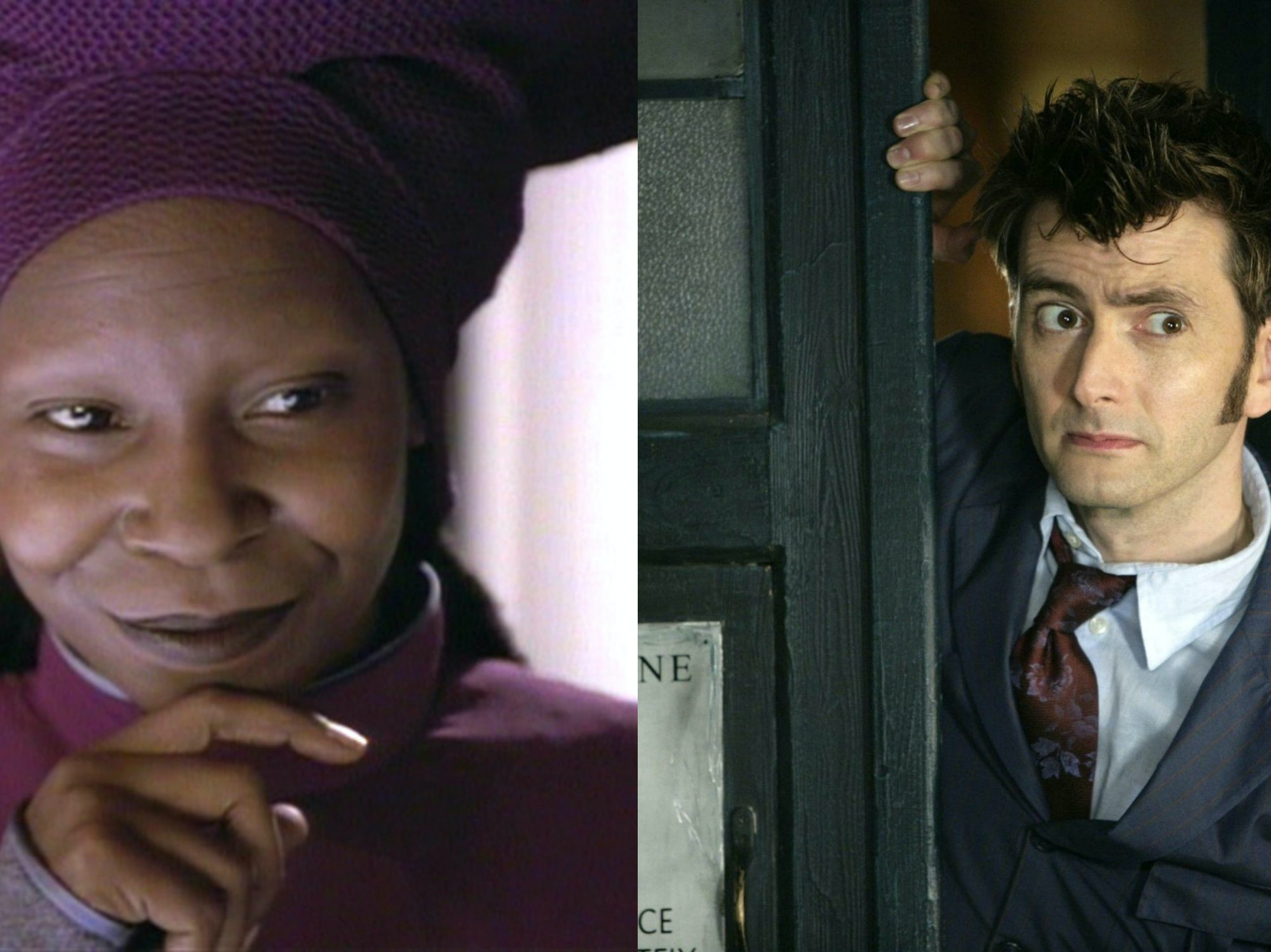 Guinan, of 'Star Trek,' Would Be a Great Time Lord on 'Doctor Who'