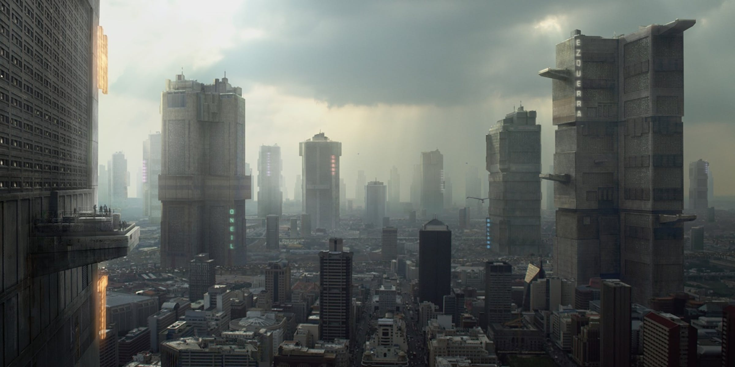 How Science Fiction Dystopias Became Blueprints for City ...