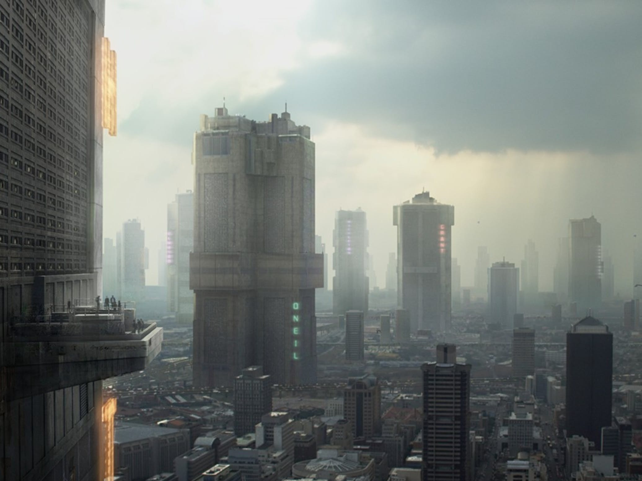 How Science Fiction Dystopias Became Blueprints for City