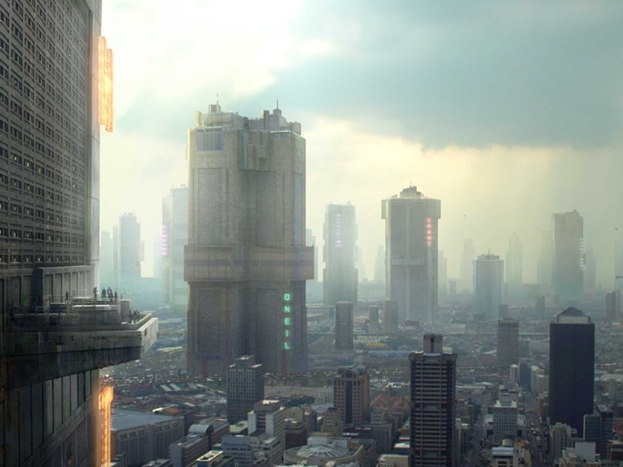 We're Building Urban Dystopias on Purpose