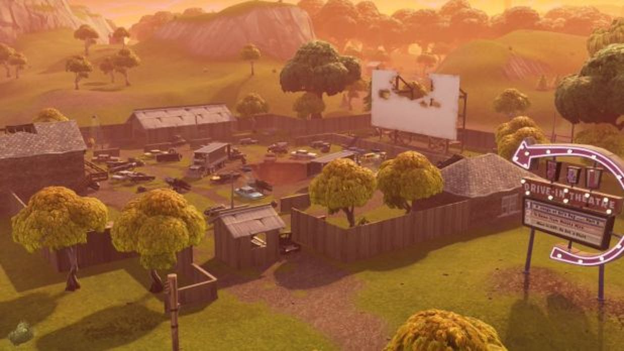 Risky Reels Fortnite Season 4