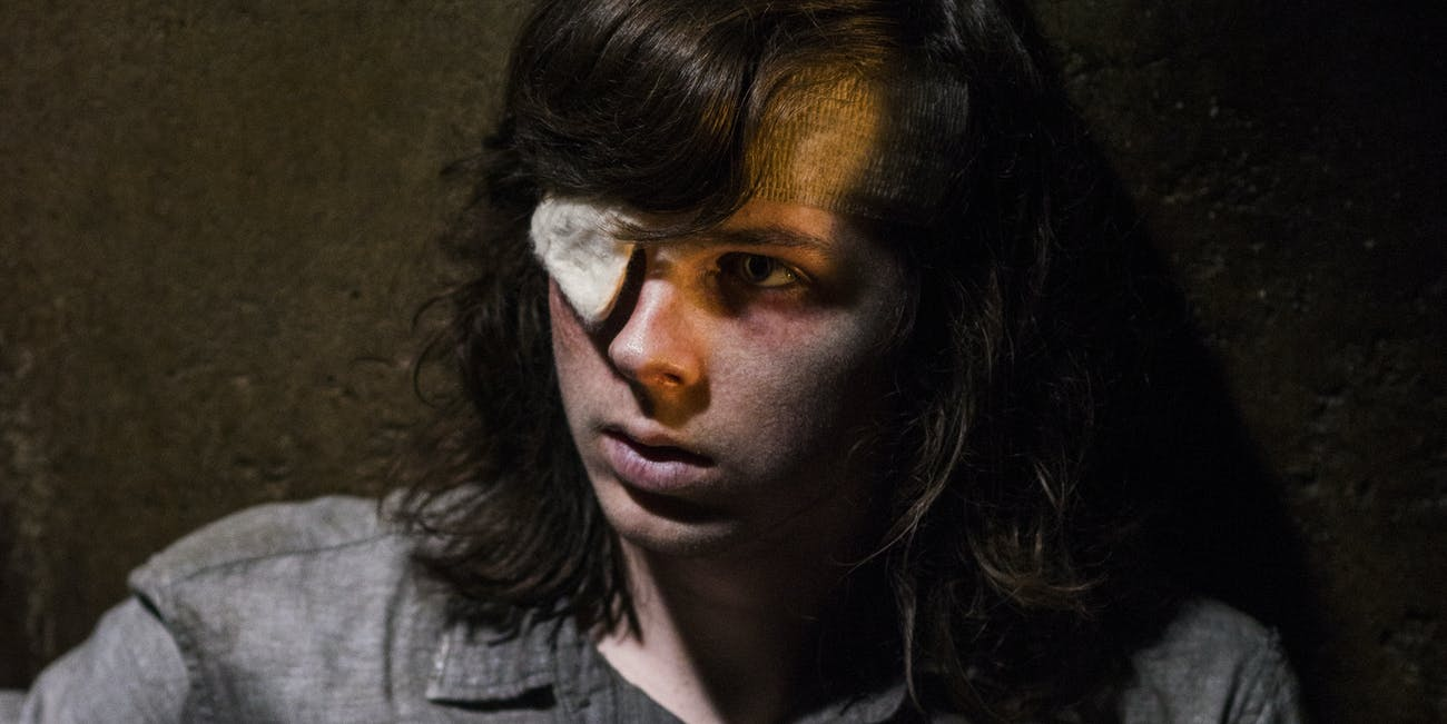 The Walking Dead Gives Carl 12 Extra Minutes Of Life Inverse