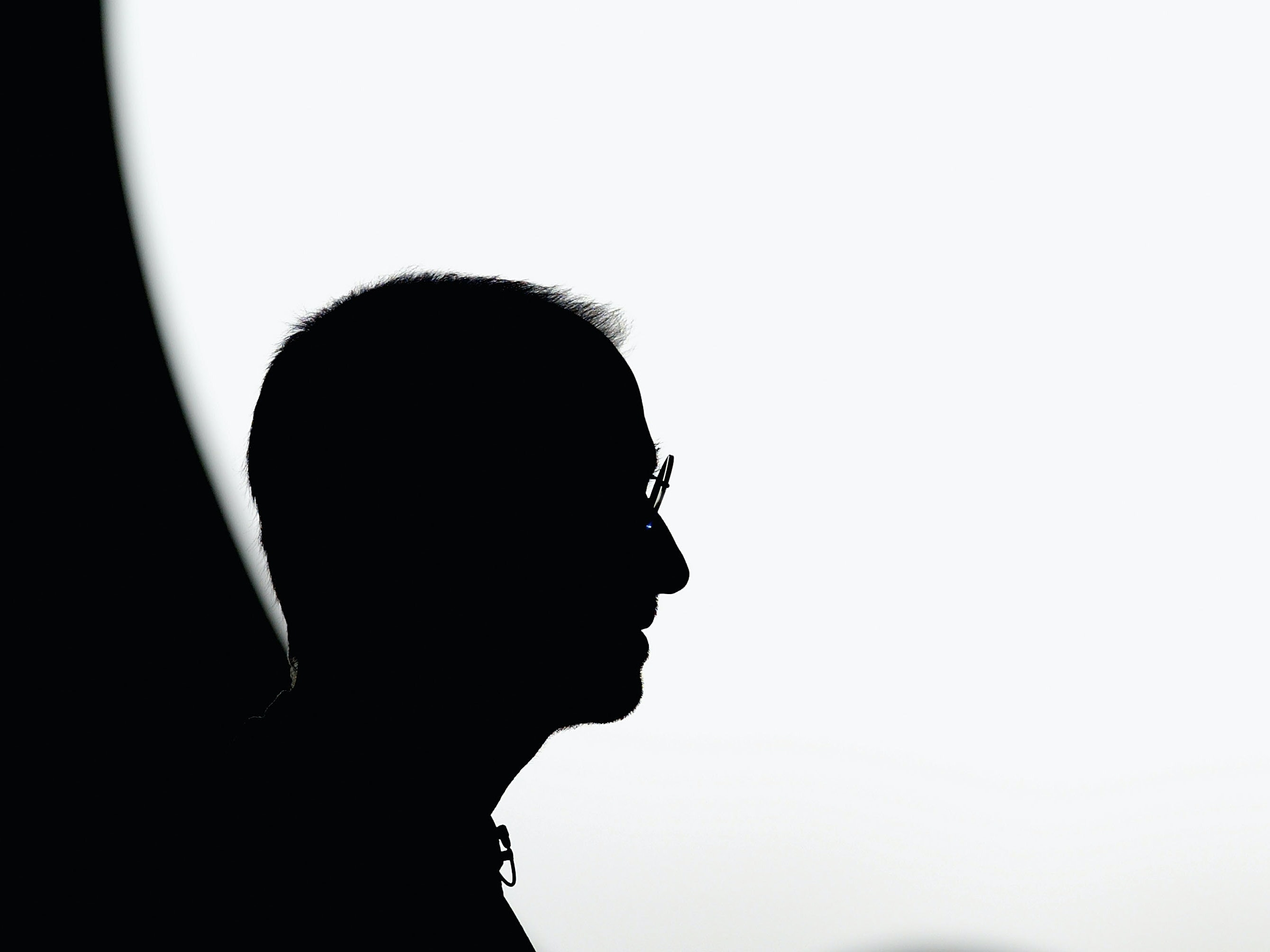 Steve Jobs in 2004.
