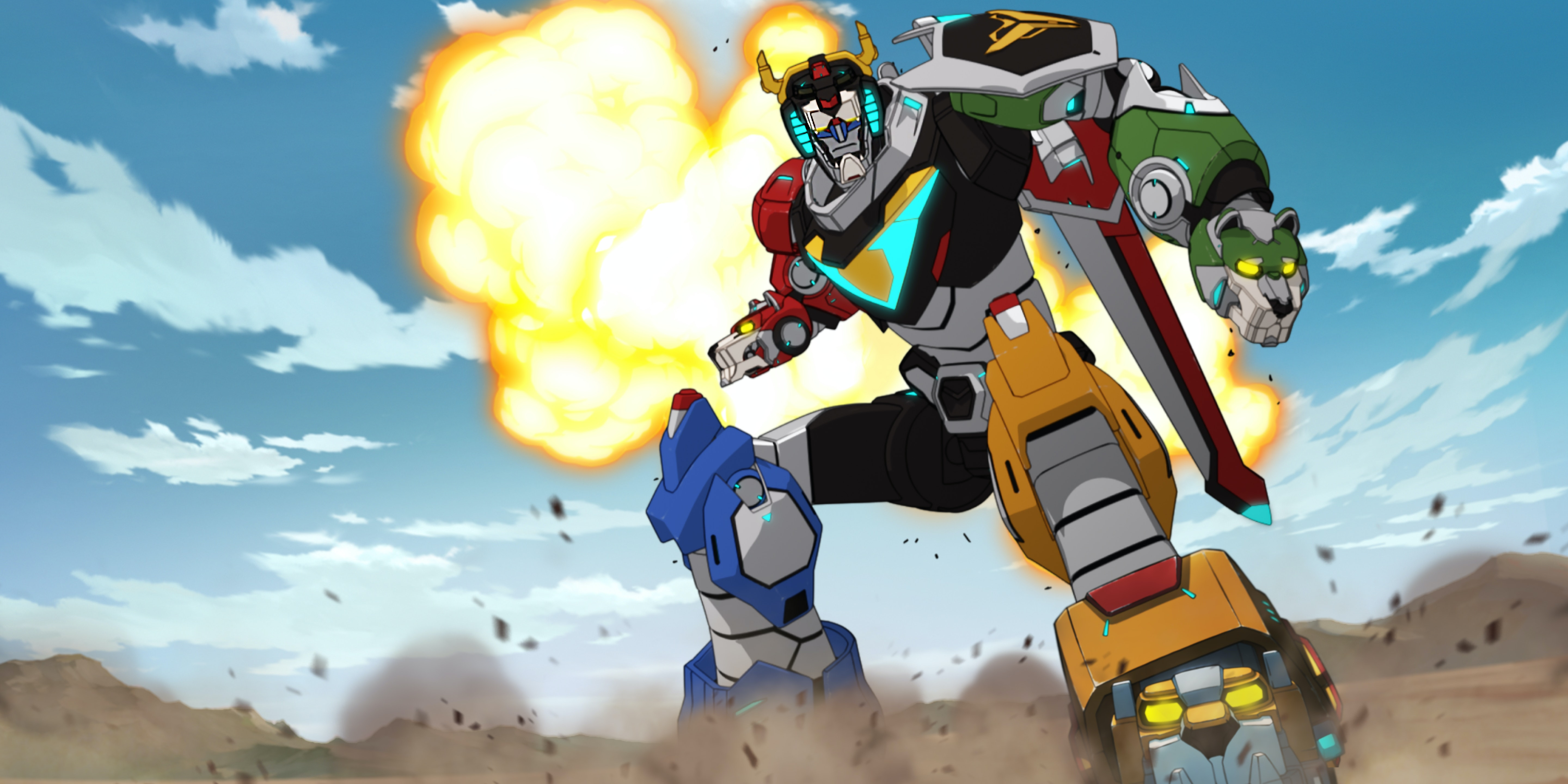 Voltron Legendary Defender' Is Rebooting Nostalgia