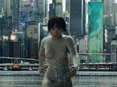 Why 'Ghost in the Shell' Introduced Holograms but Kept the Cables