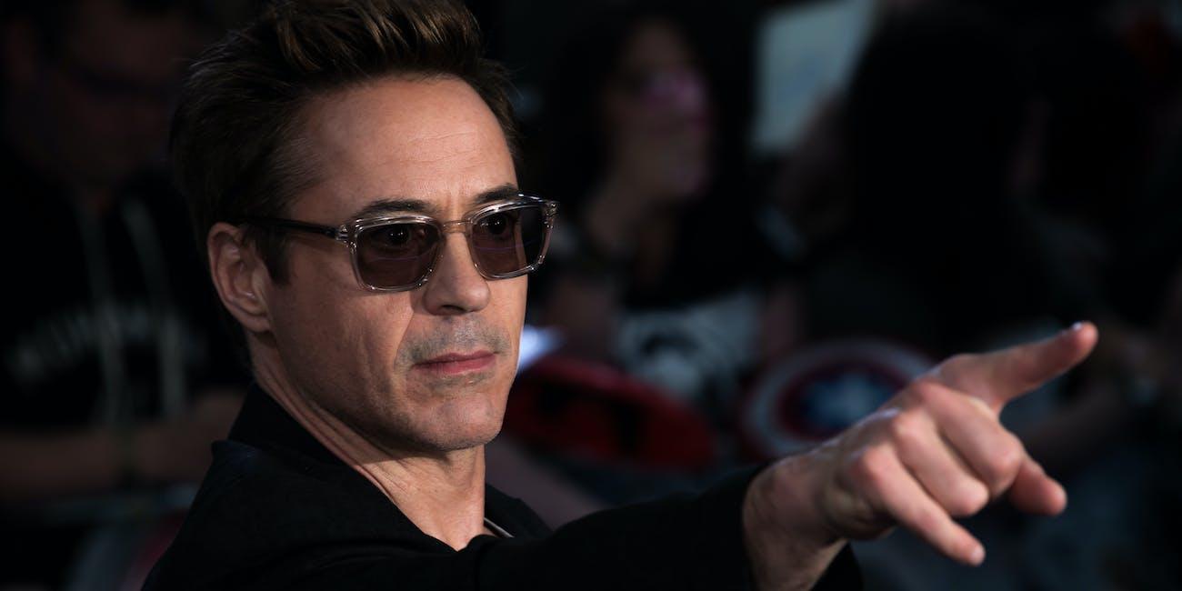 Robert Downey Jr  Refuses to Stop Making Sherlock Holmes