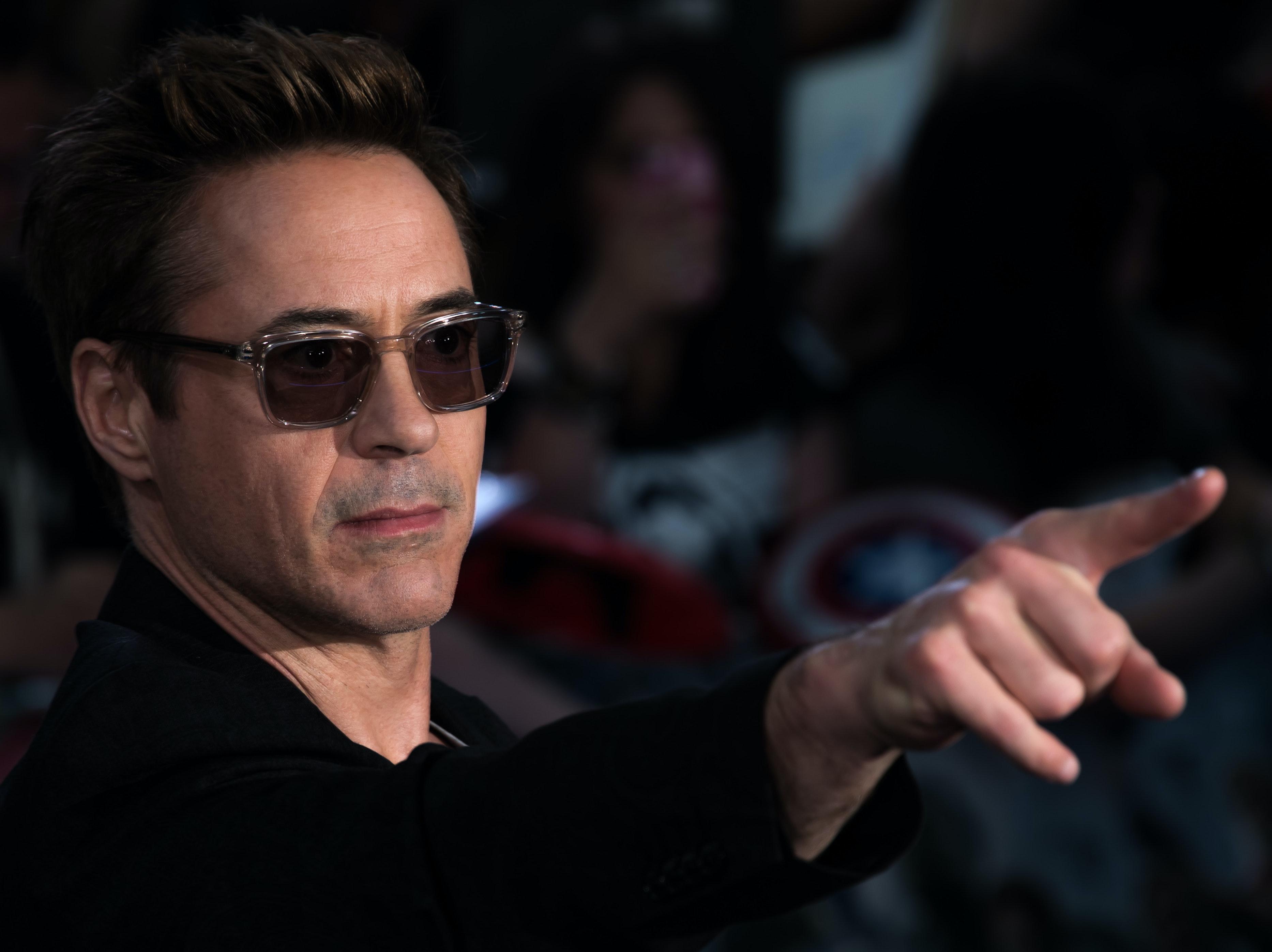 Robert Downey Jr. Refuses to Stop Making Sherlock Holmes ...