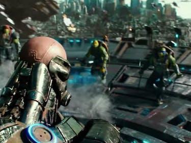 Is 'Teenage Mutant Ninja Turtles''s Alien Cyborg Krang A Scientific Possibility?
