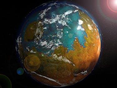 "Michio Kaku: ""We Can Terraform Mars"""